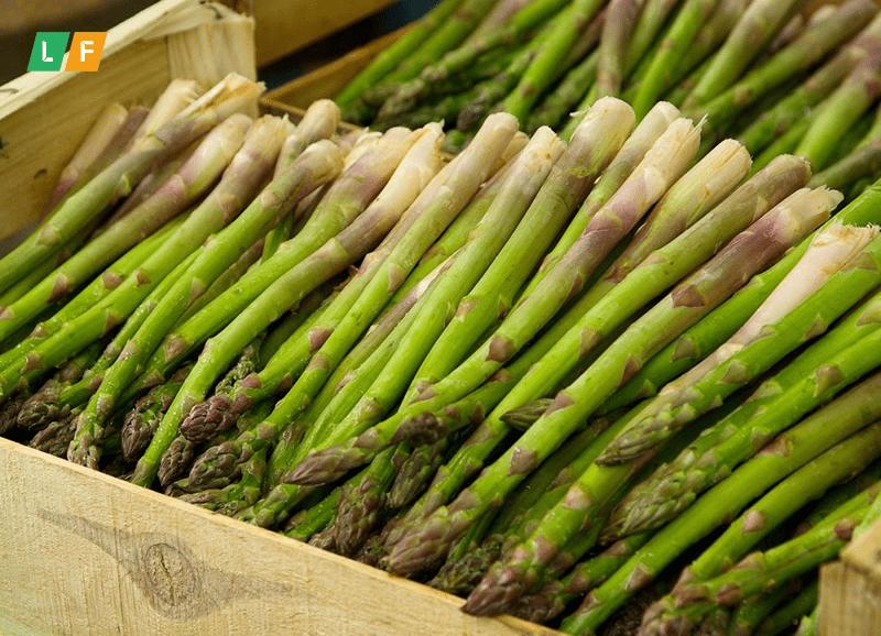 Thành phần dinh dưỡng có trong măng tây